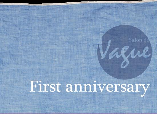 vague 一周年